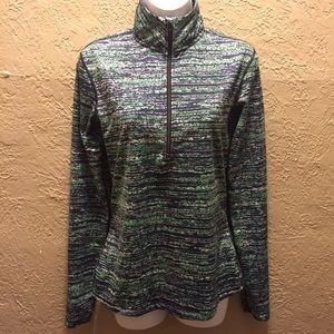 Nike   Dri Fit Pullover Half Zip